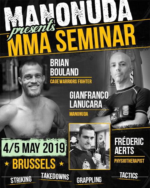 MMA Seminar Poster