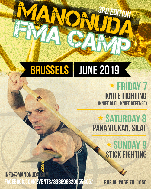 FMA Camp In Brussels Poster