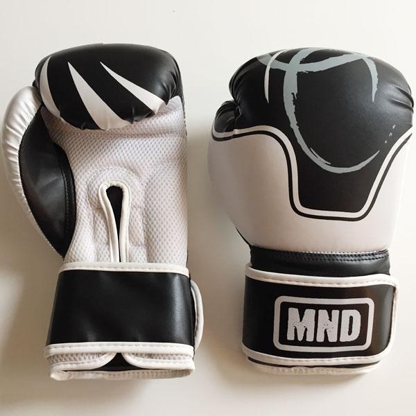 Boxing Gloves Mex Back