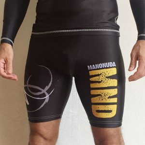 Compression Shorts Front